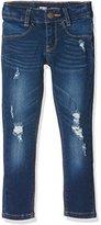 Levi's Kids Girl's Super Skinny Plain Jeans,8 Years