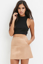 Leather Skirt Back Zipper - ShopStyle Canada