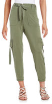 Free People Tapered Jersey Cargo Pants