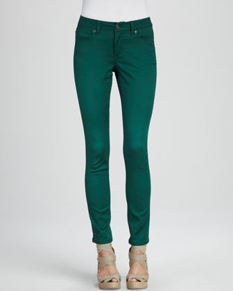 Liverpool Revolution Abby-Skinny Jeans, Cool Colors