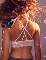 aerie Romantic Lace Strappy Back Bralette