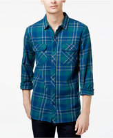 Tavik Men's Long-Sleeve Vincent Plaid Shirt