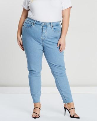 Levi's Curve Wedgie Jeans