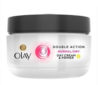 Olay Double Action Moisturiser Day Cream & Primer 50Ml