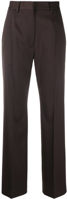 MM6 MAISON MARGIELA High-Waisted Tailored Trousers