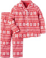 Carter's 2 Piece PJ Set (Toddler/Kid) - Print - 5