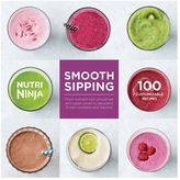 Ninja Nutri Ninja Smooth Sipping 100 Recipe Book