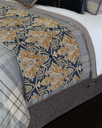 Eastern Accents Arthur King Bed Scarf