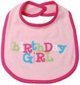 Carter's Birthday Girl Pink Bib