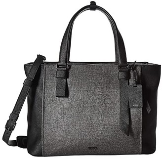 Tumi Varek Park Tote (Earl Grey) Handbags
