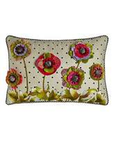Mackenzie Childs MacKenzie-Childs Cutting Garden Lumbar Pillow