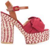 Castaner Adonis platform sandals