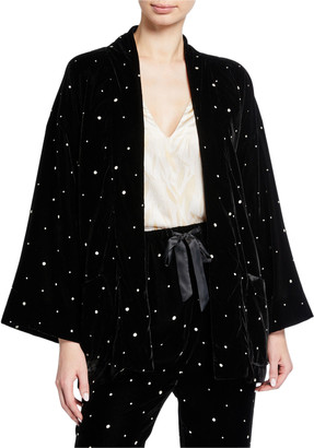 Forte Forte Glitter Velvet Jacket
