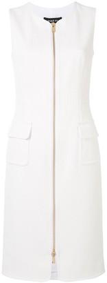 Paule Ka Zip Front Dress