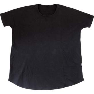 Carin Wester Black Cotton Dress for Women