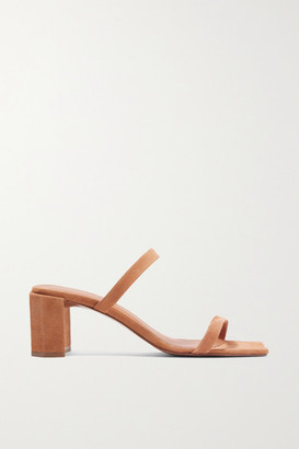 BY FAR Tanya Suede Mules - IT35