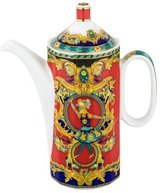 Rosenthal Meets Versace Le Roi Soleil Decorative Mini Coffee Pot