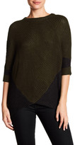 Acrobat Dolman Colorblock Sweater