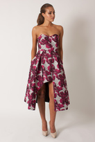 Black Halo Vanilla Orchid Caine Cocktail Dress