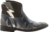 Materia Prima Women's Cactus Leather Western Bootie