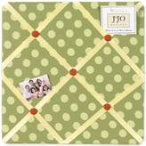 JoJo Designs Forest Friends Fabric Memory/Memo Photo Bulletin Board by Sweet