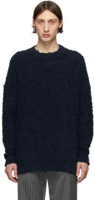 Loewe Navy Yzzuf Sweater