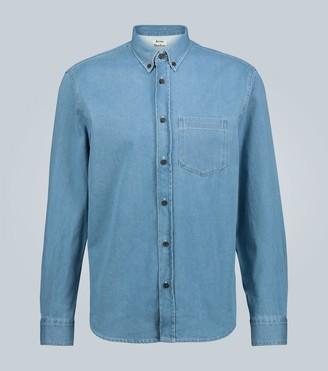 Acne Studios Sarkis classic denim shirt