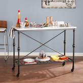 Asstd National Brand Morenci Kitchen Cart
