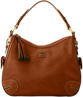Dooney & Bourke Side Pocket Hobo