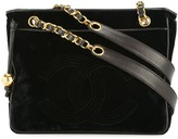 Chanel Pre Owned 1991-1994 chain shoulder tote bag