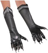 Rubie's Costume Co Captain America Civil War Black Panther Adult Gloves