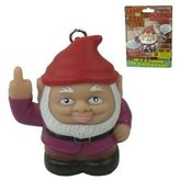 Playmaker Toys Randy The Rude Gnome Keychain