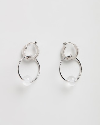 Peter Lang Translucent Earrings