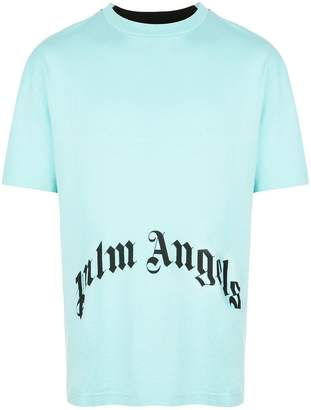 Palm Angels skull print T-shirt