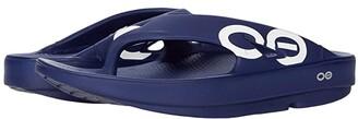 OOFOS OOriginal Sport Sandal (Black/Graphite) Sandals