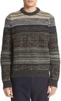 Acne Studios Men's Kai Rustic Texture Wool Blend Sweater