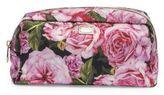 Dolce & Gabbana Necessaire Floral-Print Nylon Cosmetic Case