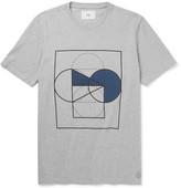 Folk Printed Cotton-Jersy T-Shirt