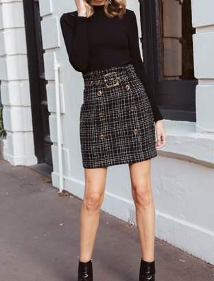 Ever New Sunny Boucle Skirt