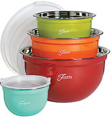 Fiesta 8-Piece Mixing Bowl Set