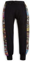 Terez Girls' Emoji Panel Sweatpants - Sizes S-XL