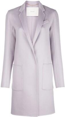 Adam Lippes Zibelline cashmere car coat