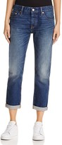 Levi's 501® CT Boyfriend Jeans in Roasted Indigo