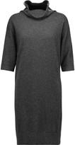 Brunello Cucinelli Bead-trimmed cashmere dress
