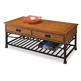 Home Styles 5050-21 Modern Craftsman Coffee Table, Finish