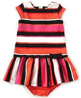 Kate Spade Baby Girls 12-24 Months Striped Drop-Waist Dress