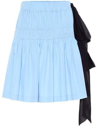 N°21 Cotton skirt
