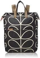 Orla Kiely Women's Large Backpack Backpack