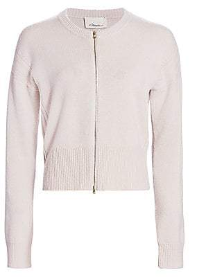 3.1 Phillip Lim Women's Wool & Cashmere Zip Cardigan