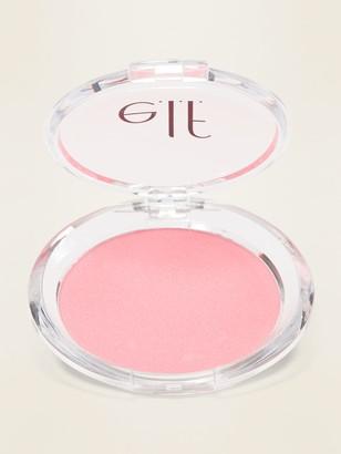 Elf Blush -- Blushing